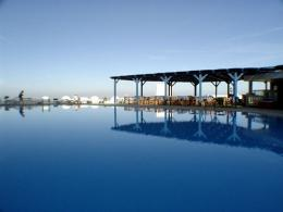 Santorini Palace Hotel | Firostefani | Water Blue Travel Agency